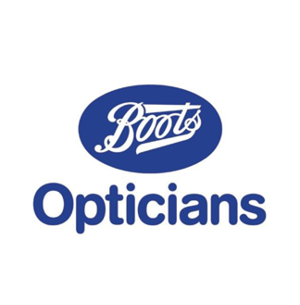 Boots opticians brand logo