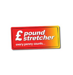 Pound stretcher brand logo