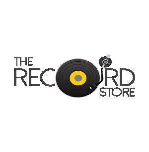The record shop brand logo