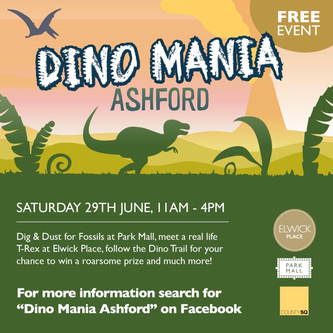 Dino Mania event image