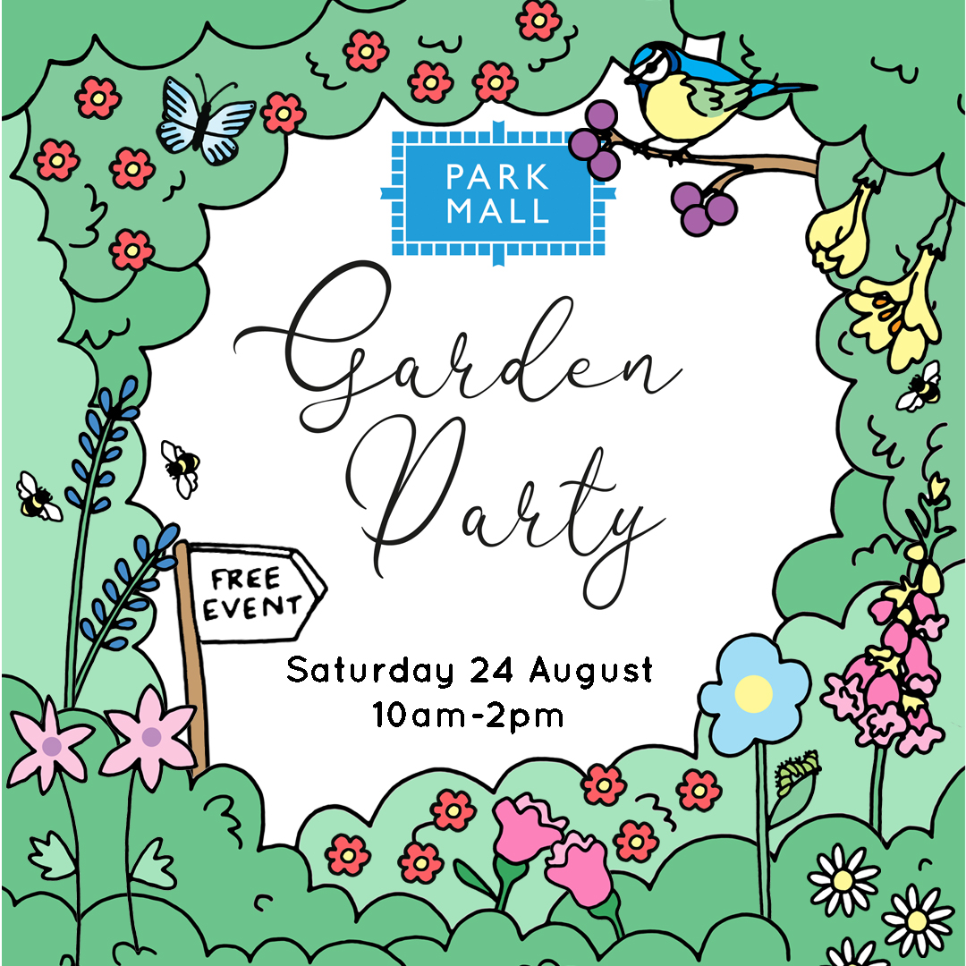 Garden Party event image