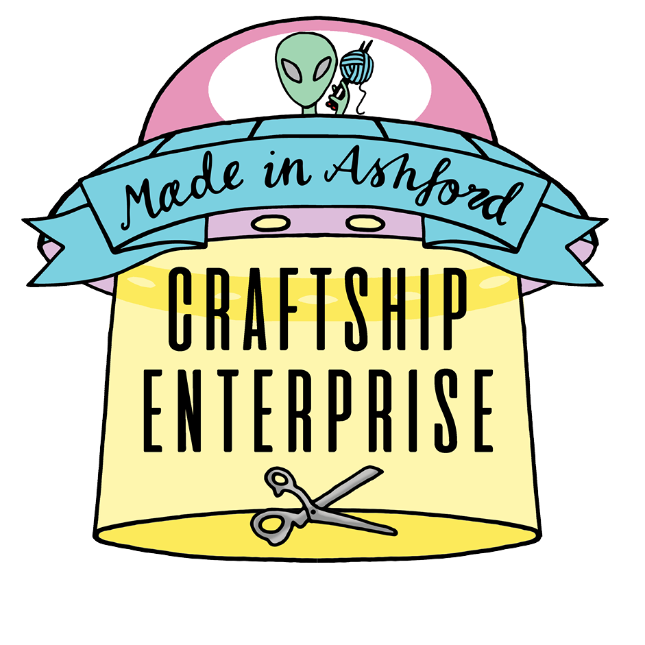 Made in Ashford craft ship enterprise image