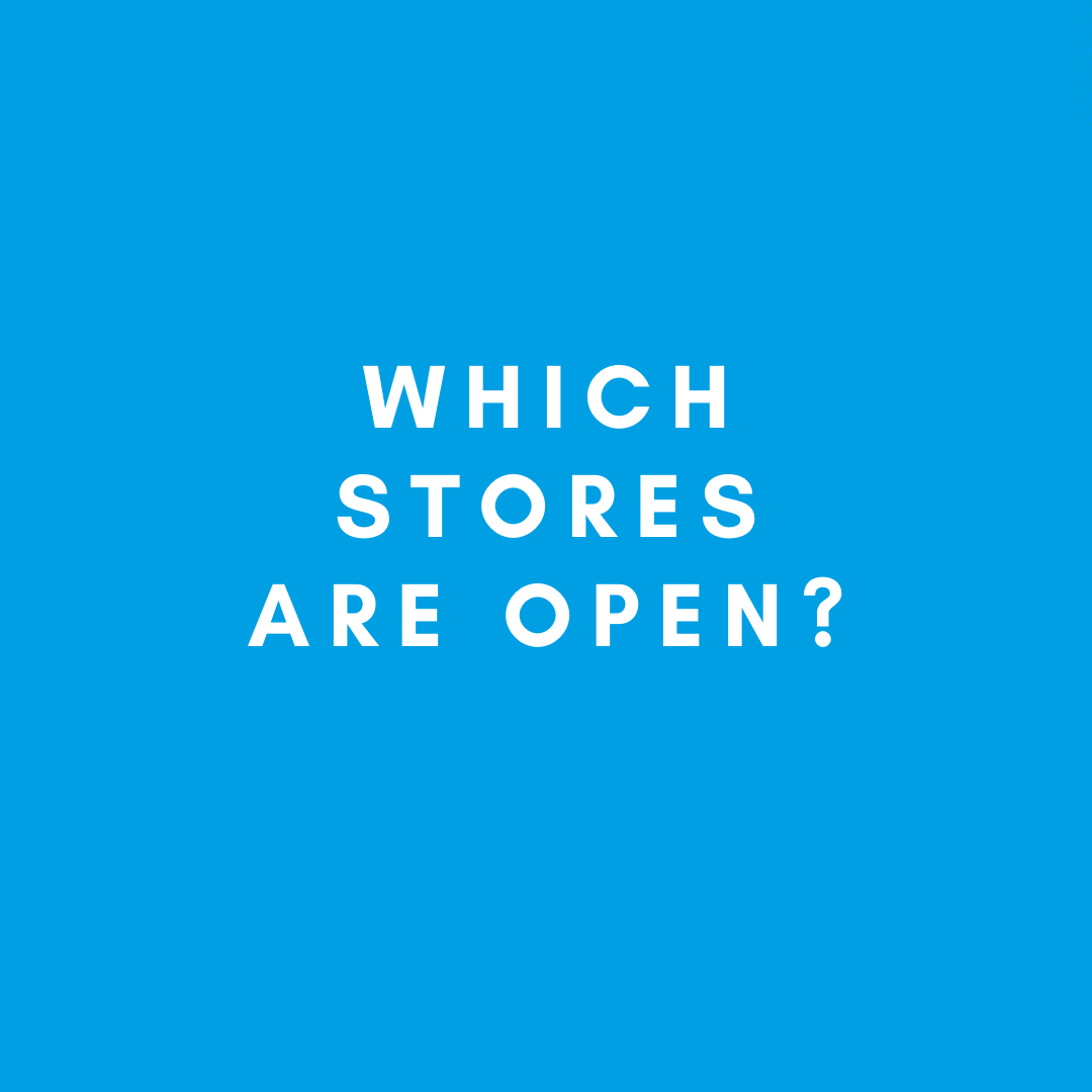 Who is open?
